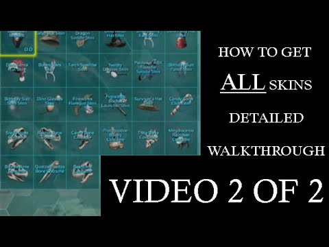 How to get the skins detailed walkthrough: collecting notes & dossiers