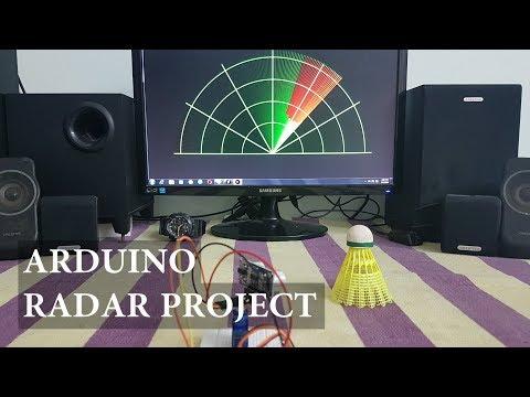 Arduino Radar Project - Electronics Hub