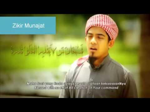 Zikir Tenang Hati by Ustaz Abdullah Fahmi Full