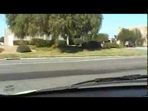 Used Car Dealer 03 Mini Cooper Test Drive
