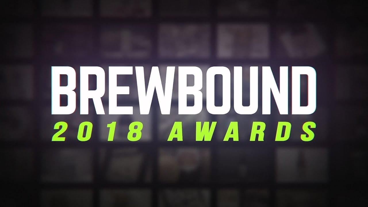 Past Event) Brewbound Live Winter 2018 -- Took place on