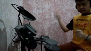 The Smashing Pumpkins - Heavy Metal Machine (Drum Cover)