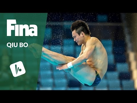 Qiu Bo - The Chinese Diving Star