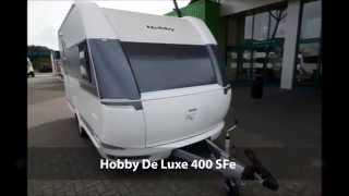 Hobby De Luxe 400 SFe - Coppens Rekreatie