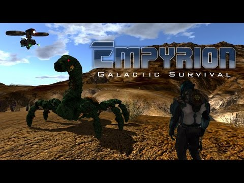 """Empyrion Galactic Survival  - Exploring New Worlds """"Multiplayer Gameplay"""""""