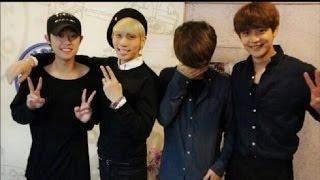 [Eng Sub] Minho Surprise visit in Jonghyun