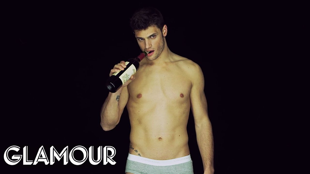 Watch Hot & Sexy Guy Esteban, a Wine Lover - Glamour's Gift of the Week - To Make Your Day!