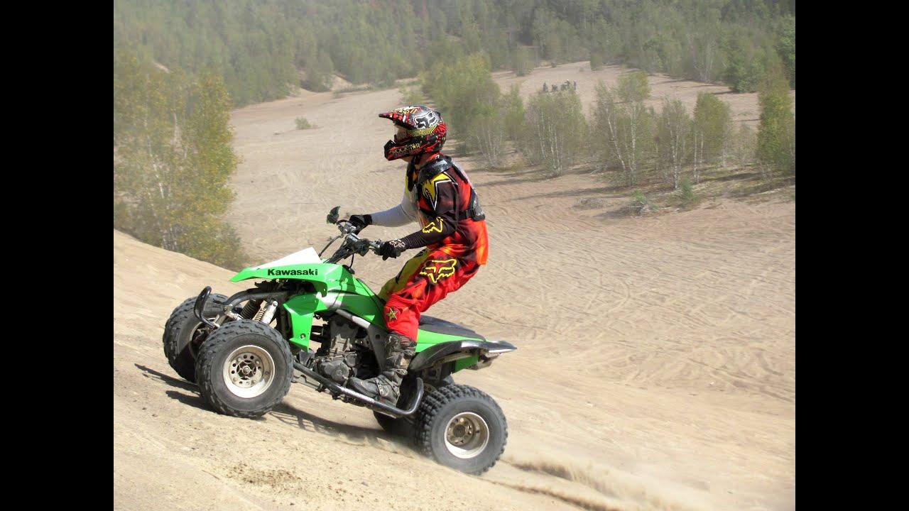 400EX Riding Movie 2 - YouTube