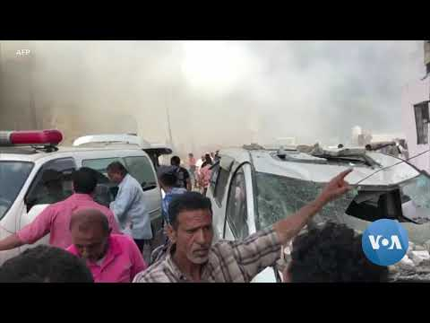 Attacks On Saudi Oil Facilities Disrupt Production