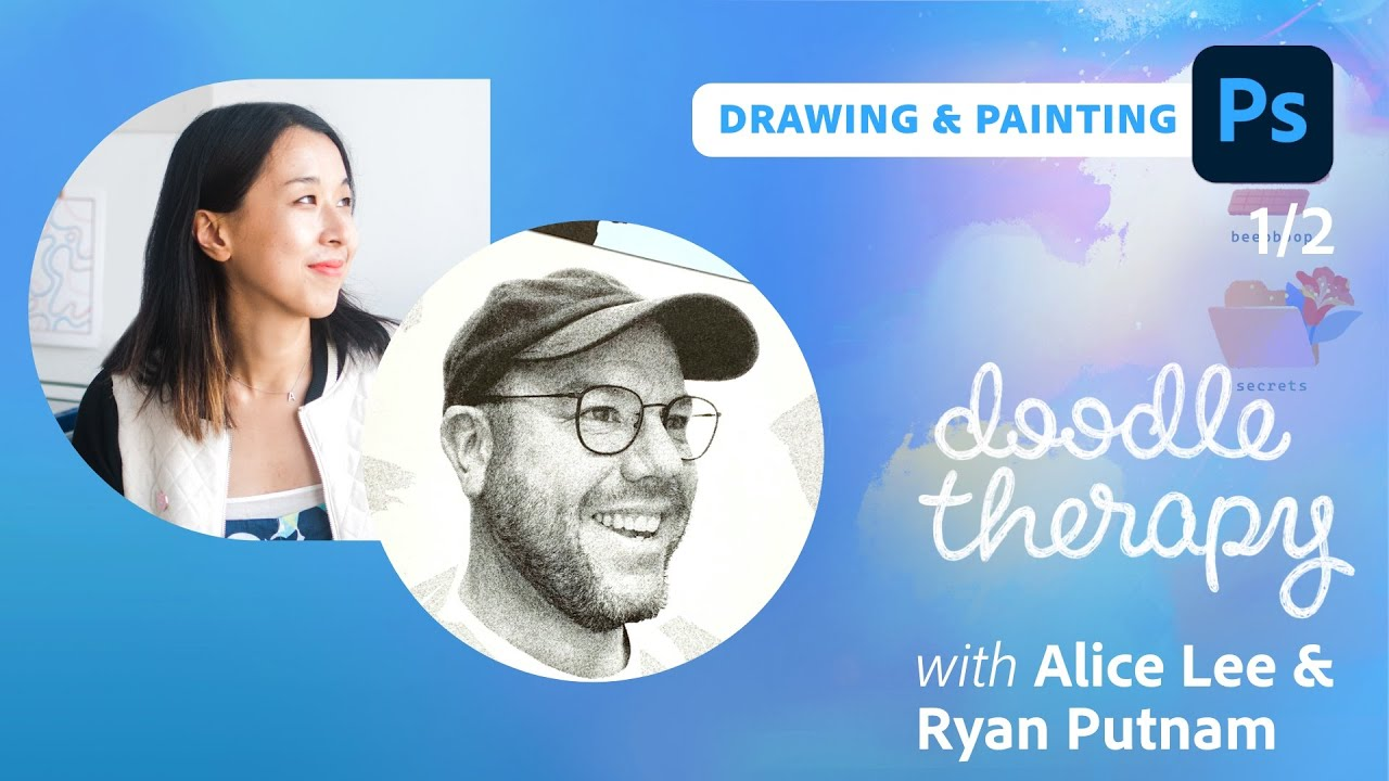 Doodle Therapy with Alice Lee & Ryan Putnam - 1 of 2