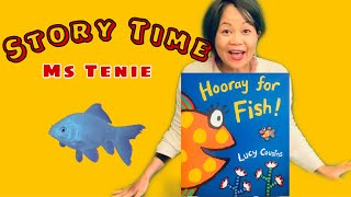Hooray for fish by Lucy Cousins : Storytime for children
