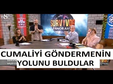 Survivor 2018'den Cumaliyi Göndermenin Yolunu Buldular. İpek, Yunus ve Kemal Yorumladı Panorama
