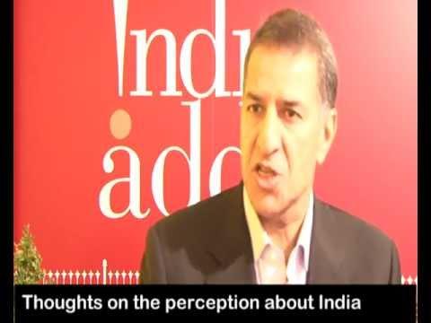 Mr Rajan Bharti Mittal, Vice Chairman & Managing Director, Bharti Enterprises
