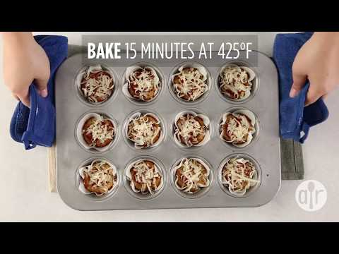 How to Make Cauliflower Pizza Bites