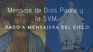Mensaje de Dios Padre y de NSJ a mensajera del Cielo del 06 de julio de 2020