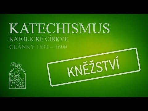 Katechismus katolické církve - Svátost kněžství
