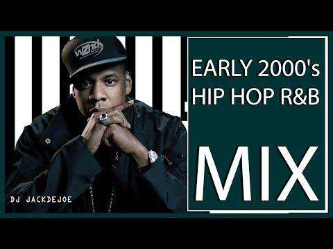 EARLY 2000s HIP HOP AND R&B MIX #1 | RnB Hip Hop Throwback | Hip Hop R&B Old School |