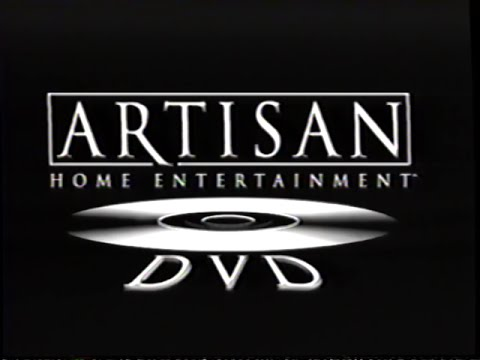 Artisan Home Entertainment DVD Releases (1999) Promo (VHS Capture)