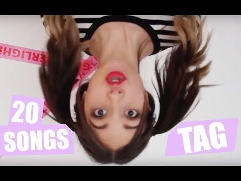 20 SONGS TAG  CAELI