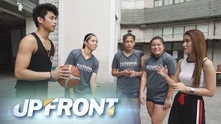 Upfront: NU Lady Bulldogs get coached by Ricci Rivero
