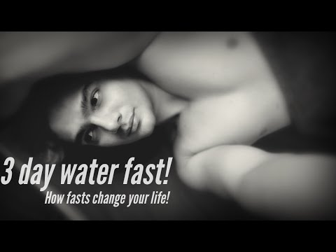 How a 3 day water fast can change your life! | Noom Diet Plan