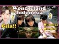 Aktor Korea TERKEJUT Lihat WONDERLAND INDONESIA by Alffy Rev ft. Novia Bachmid