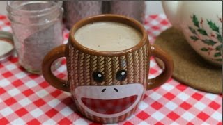 Coco Nanas Hot Cocoa Mix ~ Banana Hot Cocoa Mix Recipe ~ Noreen
