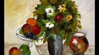 Cjoenel Elena Floares oil painting fine art contemporan romanian art