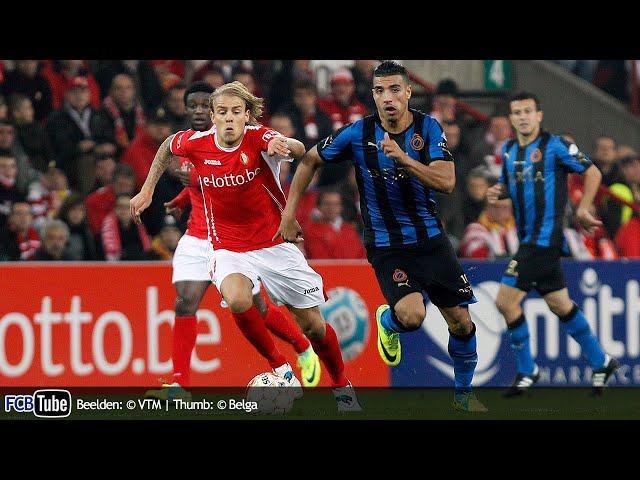 2011-2012 - Jupiler Pro League - 13. Standard - Club Brugge 2-1