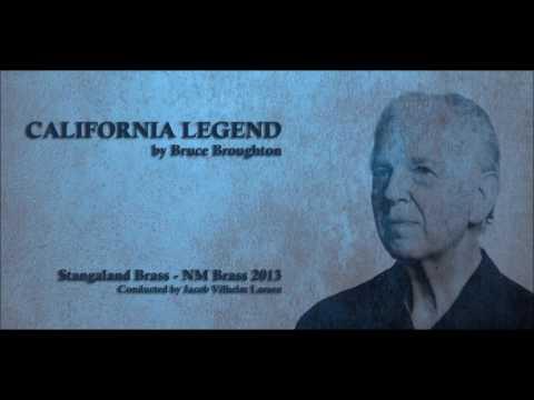 California Legend (Bruce Broughton) Stangaland Brass