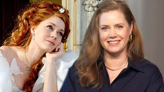 Amy Adams Says 'Enchanted' Sequel Has Officially Wrapped (Exclusive)