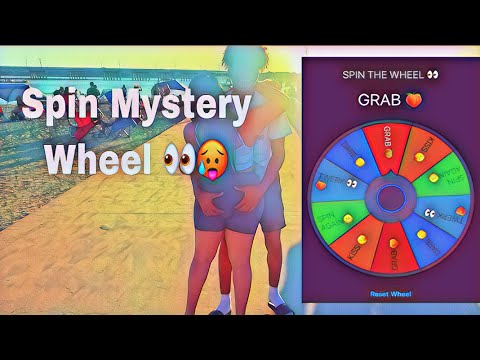 EXTREME PUBLIC SPIN THE WHEEL 🍑| PUBLIC INTERVIEW *GONE RIGHT*