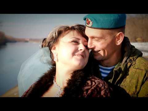 Свадьба в стиле ВДВ 9 12  2017  г Невинномысск Алексея Марии