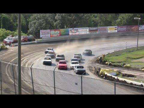 Gladiators - Volusia Speedway Park 5-22-16