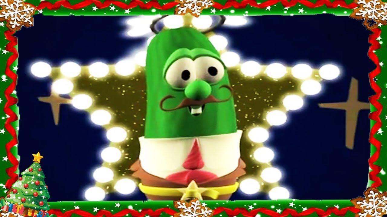 Veggietales Full Episode 🎄The Star Of Christmas 🎄 Christmas Cartoons For  Kids