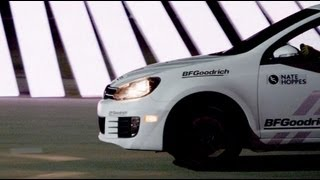 Nate Hoppes hangs loose at AWESOMECROSS with BFGoodrich Tires -- Group 1/VW GTI thumbnail