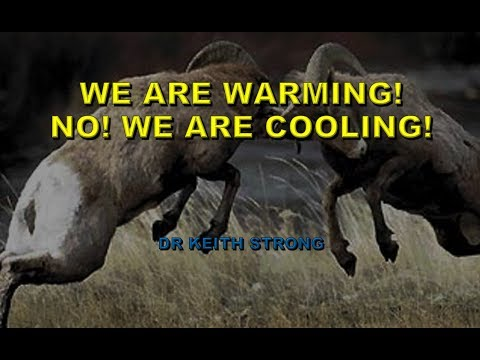 IS THE EARTH WARMING OR COOLING?