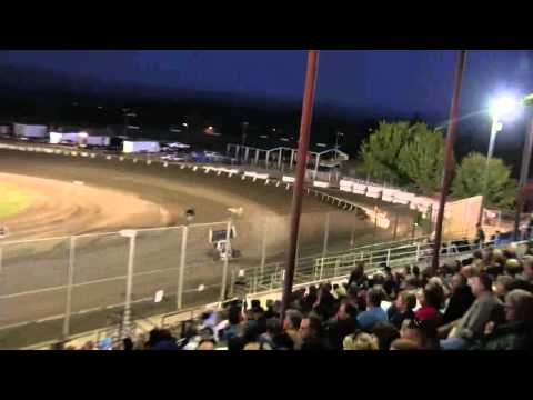 "Dominic Scelzi 8/16/13 Ocean Speedway Watsonville ""Taco Bravo"" B Main"