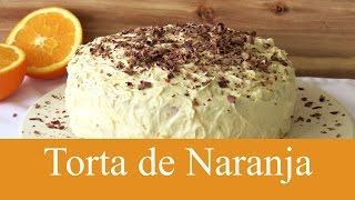 Torta de Naranja Facil -- The Frugal Chef