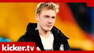 Vom Bolzplatz in die Bundesliga: Julian Brandt - wie alles begann | kicker.tv