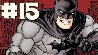 BATMAN Arkham City Gameplay Walkthrough - Part 15 - Rescue Quincy (Let