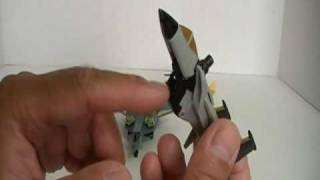 """""""Skyburst with the Aerialbots"""" - a Transformers Power Core Combiners toy review"""