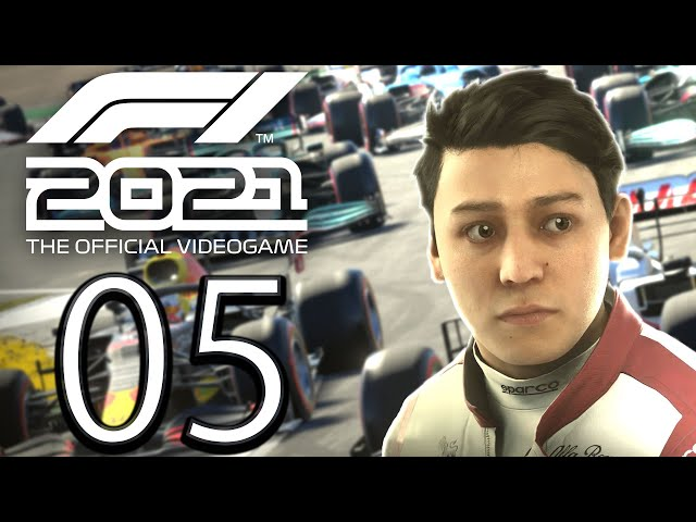 F1 2021 | Braking Point | Let's Play - #5