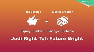 Save Tax? Create Wealth? Aim for both with ELSS!
