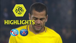 RC Strasbourg Alsace - Paris Saint-Germain (2-1) - Highlights - (RCSA - PARIS) / 2017-18