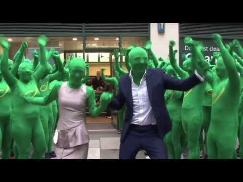 Communications Agency - Laws Of Attraction - Johnson Cleaners Launch Event In London Overview 2