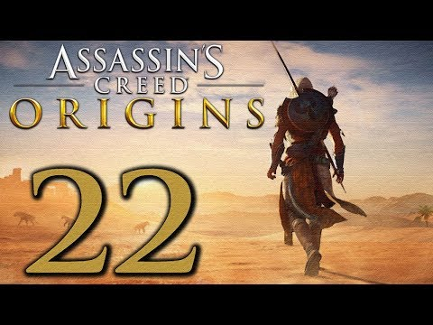 Assassin's Creed Origins Walkthrough HD - Temple of a Million Years & The Scarab's Lies - Part 22