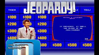 Jeopardy! NES Hyperspin Theme