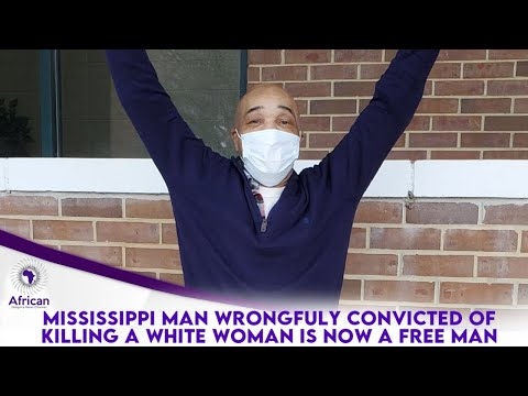Mississippi Man Who Wrongfully Spent 26 Years On Death Row For K:ll:ng A Muzungu Lady Is Now Free