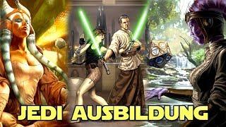 Star Wars: Wie sah eigentlich die Ausbildung der Jedi aus? [Legends]
